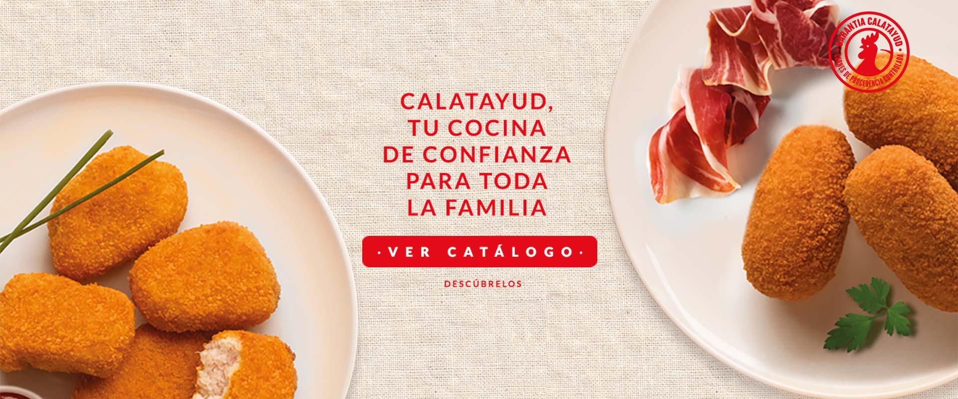 Empanados de pollo Calatayud