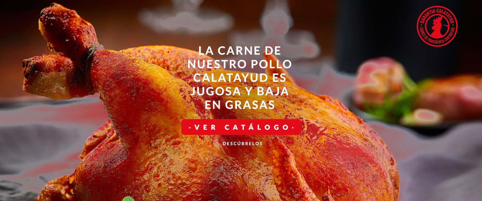 Proveedores de pollo y pavo Calatayud