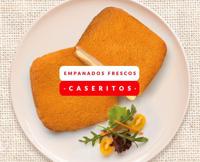 Empanados frescos Calatayud | Caseritos Calatayud