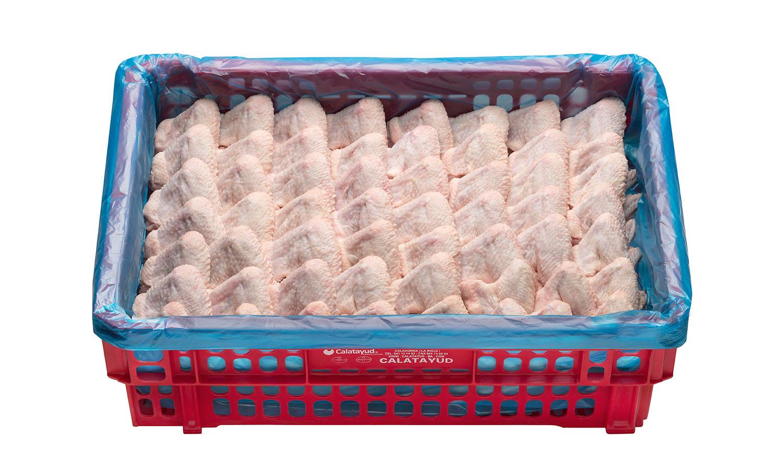 Alas de pollo caja 10 kg granel