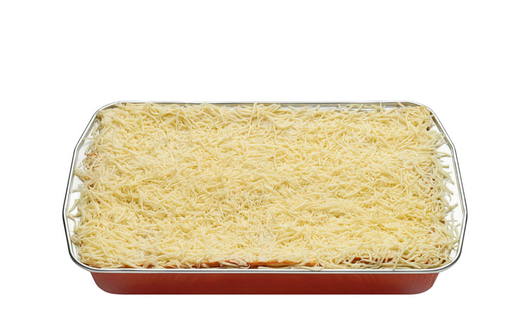 Lasaña boloñesa bandeja 3 kg